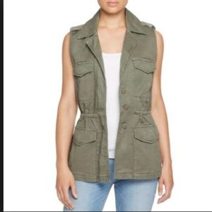 SANCTUARY by ANTHROPOLOGIE Vest  Sleeveless NWT